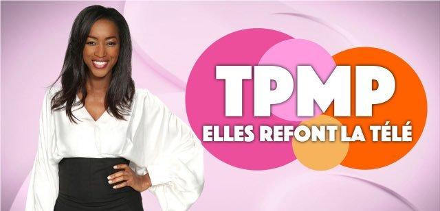 Belle réussite pour Hapsatou Sy et la première de TPMP Elles Refont La Télé