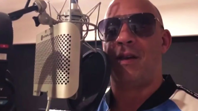 Vin Diesel dévoile Feel Like I Do son premier single