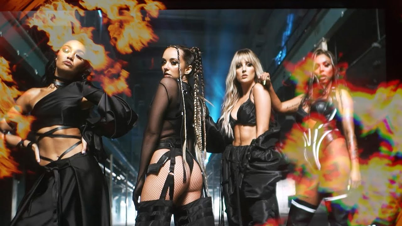 Les Little Mix offrent un clip ultra dansant pour Sweet Melody