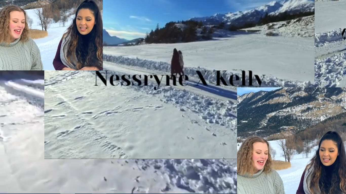 "Nessryne reprend ""Someone you loved"" avec Kelly"