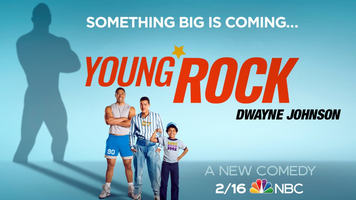 Dwayne Johnson dévoile sa série Young Rock