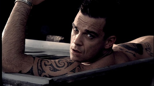 Robbie Williams va avoir le droit à son biopic